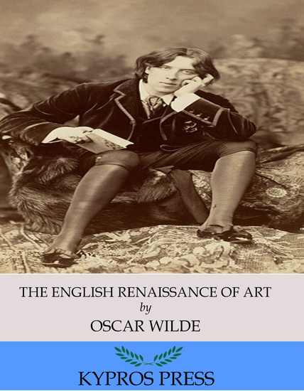 The English Renaissance of Art - cover