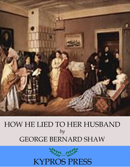 How He Lied to Her Husband - cover