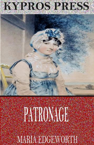Patronage - cover
