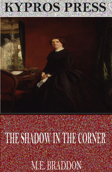 The Shadow in the Corner - cover