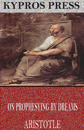 On Prophesying by Dreams - cover