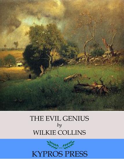 The Evil Genius - cover