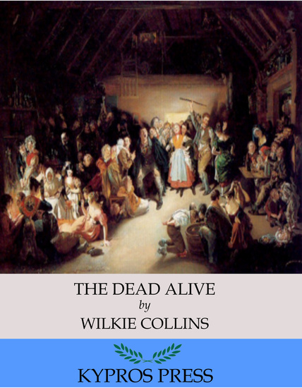 The Dead Alive - cover