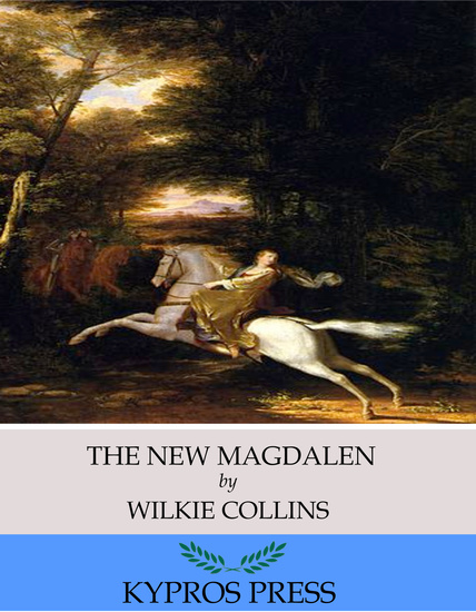 The New Magdalen - cover