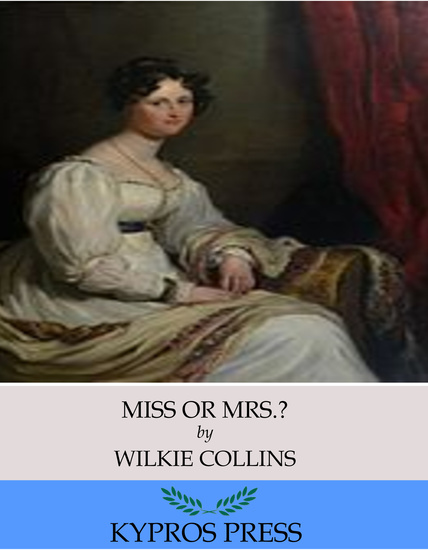 Miss or Mrs? - cover