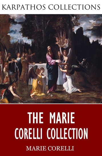 The Marie Corelli Collection - cover