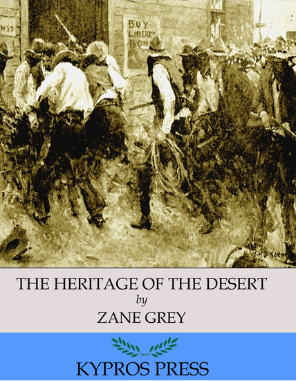 The Heritage of the Desert - cover