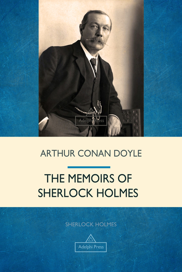 The Memoirs of Sherlock Holmes - cover
