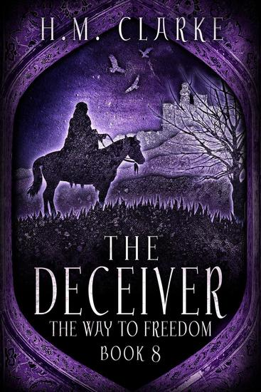 The Deceiver - The Way to Freedom #8 - cover