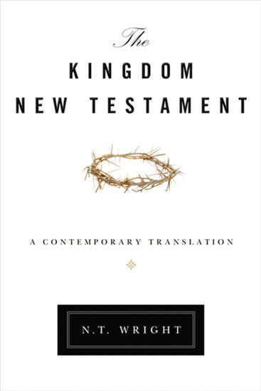 The Kingdom New Testament eBook - A Contemporary Translation - cover