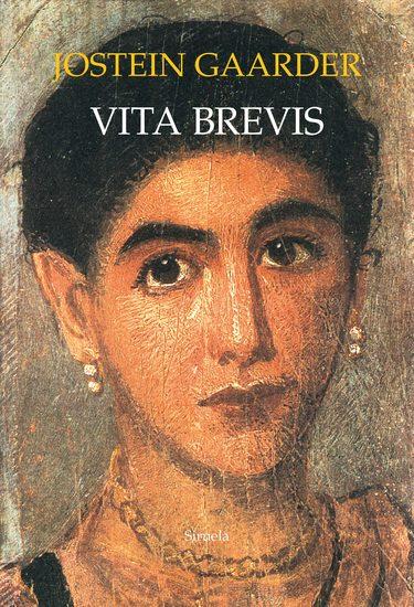 Vita brevis - La carta de Floria Emilia a Aurelio Agustín - cover