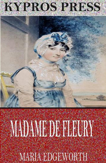 Madame de Fleury - cover