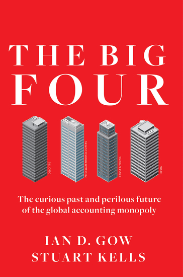 The Big Four - The Curious Past and Perilous Future of the Global Accounting Monopoly - cover