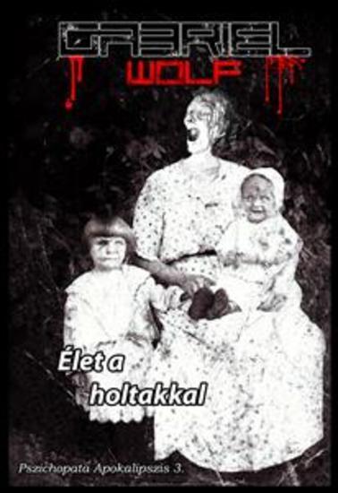 Élet a holtakkal - cover