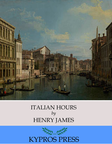 Italian Hours - cover