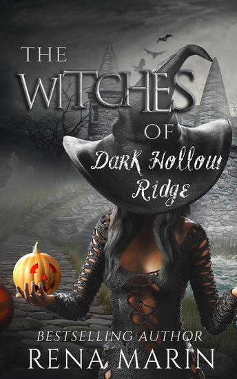 The Witches of Dark Hollow Ridge - cover