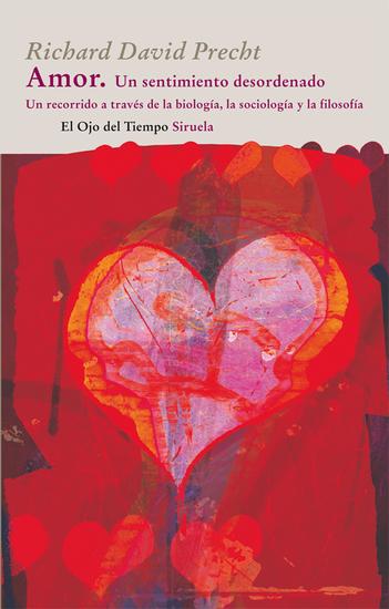 Amor - Un sentimiento desordenado - cover