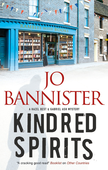 Kindred Spirits - A British police procedural - cover