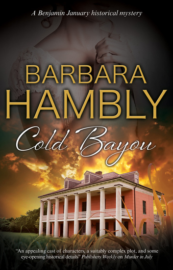Cold Bayou - A historical mystery set in New Orleans - cover