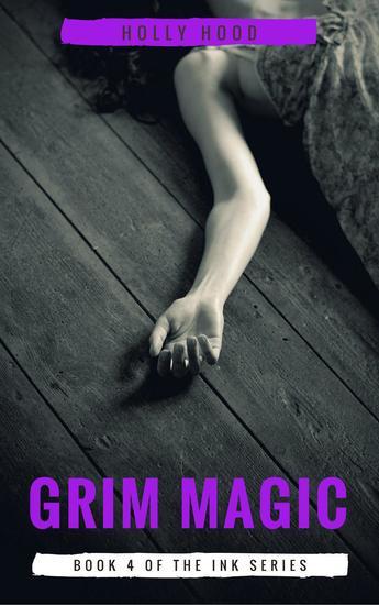 Grim Magic - Ink #4 - cover