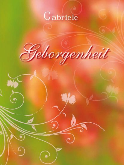 Geborgenheit - cover