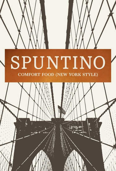 SPUNTINO - Comfort Food (New York Style) - cover