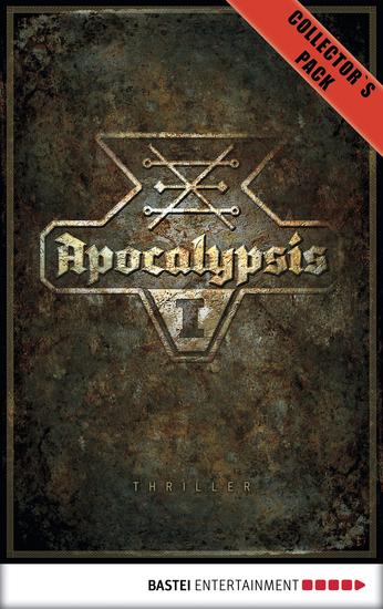 Apocalypsis - Season 1 - Collector's Pack Thriller - cover