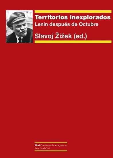 Territorios Inexplorados - Lenin después de Octubre - cover