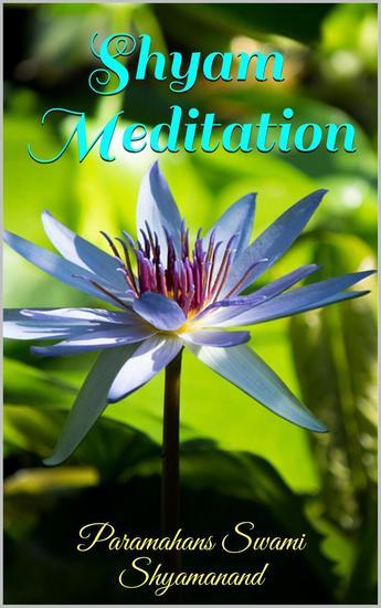 Shyamendra Meditation - cover