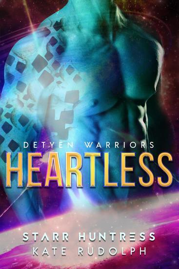 Heartless - Detyen Warriors #3 - cover