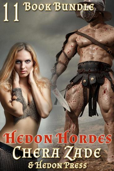 Hedon Hordes: 11 Book Bundle - cover