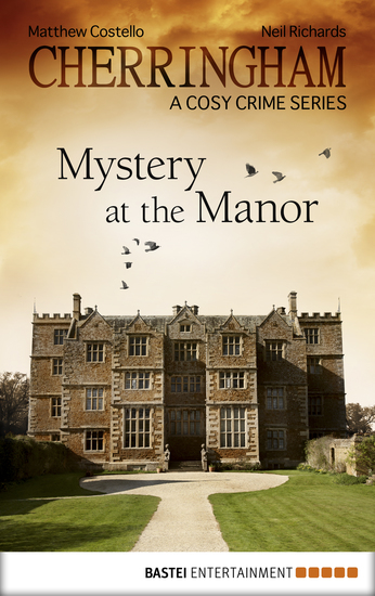 Cherringham - Mystery at the Manor - A Cosy Crime Series - cover