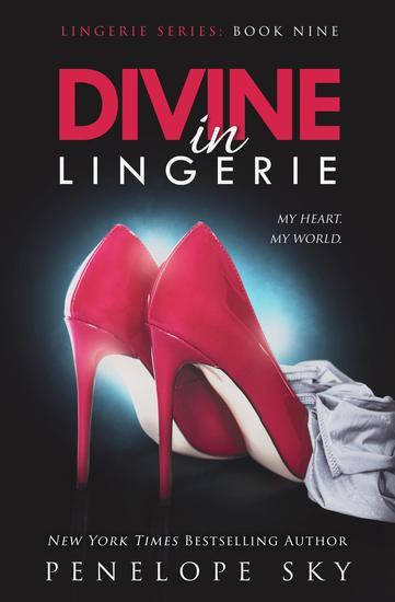 Divine in Lingerie - Lingerie #9 - cover