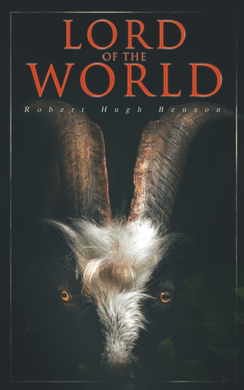 Lord of the World - Dystopian Sci-Fi Novel - cover