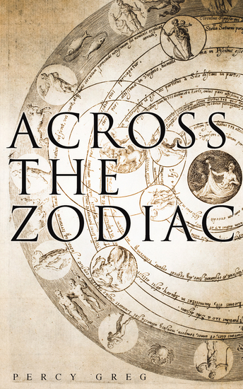 Across the Zodiac - Science Fiction Novel - cover