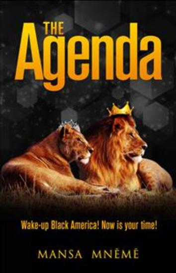 The Agenda - Wake up Black America! Now is your time! - cover