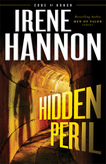 Hidden Peril (Code of Honor Book #2) - cover