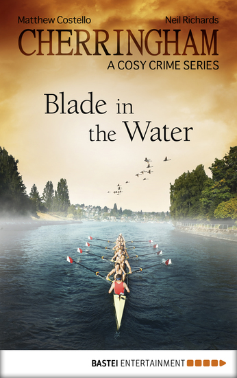 Cherringham - Blade in the Water - A Cosy Crime Series - cover