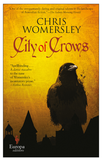 City of Crows - cover