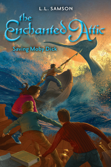Saving Moby Dick - cover