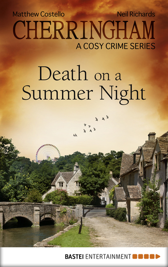 Cherringham - Death on a Summer Night - A Cosy Crime Series - cover