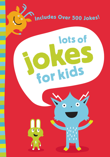 Lots of Jokes for Kids - cover