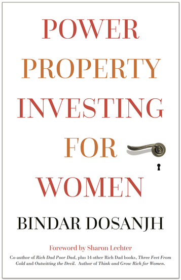 Power Property Investing for Women - cover