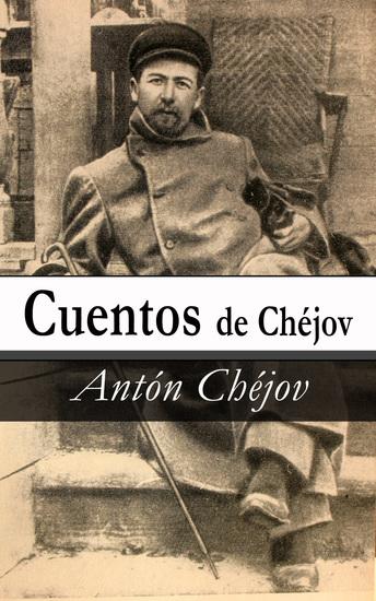 Cuentos de Chejóv - cover