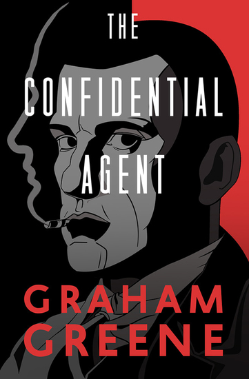 The Confidential Agent - cover