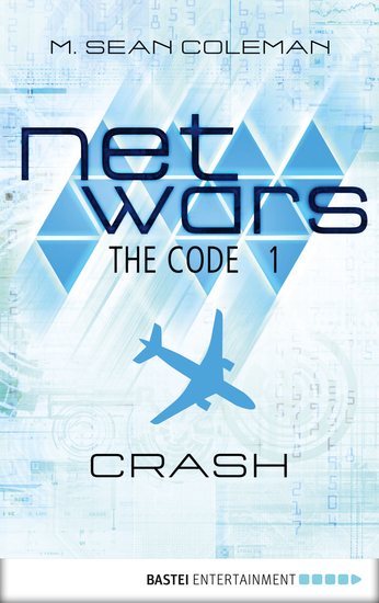 netwars - The Code 1: Crash - cover
