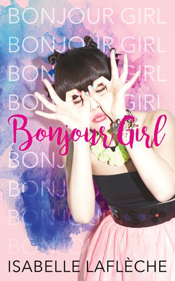 Bonjour Girl - cover