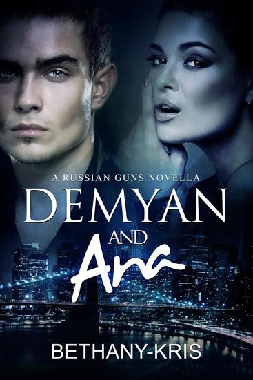 Demyan & Ana - The Russian Guns #4 - cover