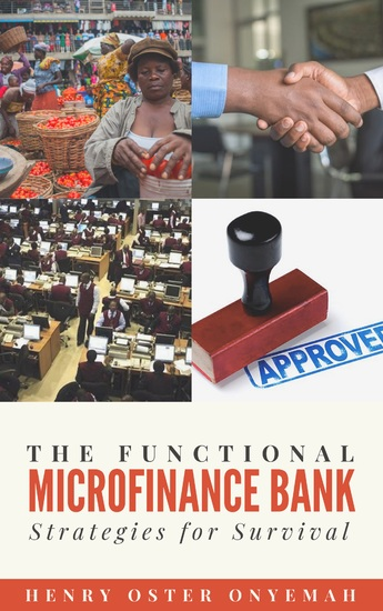 The Functional Microfinance Bank - Strategies for Survival - cover