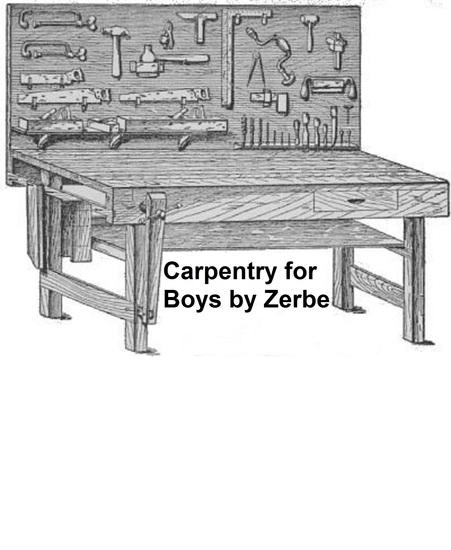 Carpentry for Boys - cover